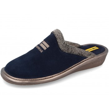 238 Suede Navy Blue