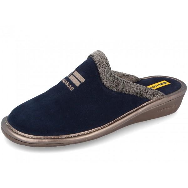 238 Suede Navy Blue