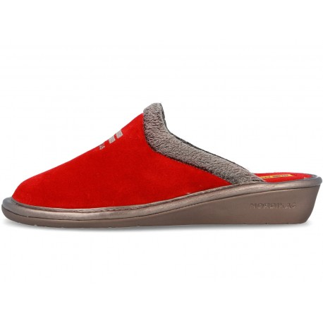 238 Red Suede