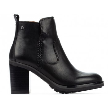 Pikolinos ankle boots for women POMPEYA W9T-8594 BLACK