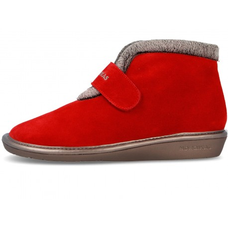 280 Suede Red