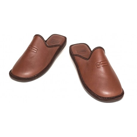 188 Brown Leather Nordikas
