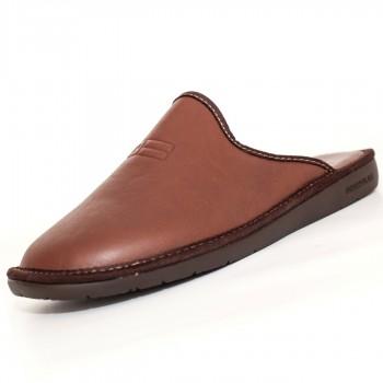 188 Brown Leather Nordikas