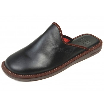 131 Black leather Nordikas