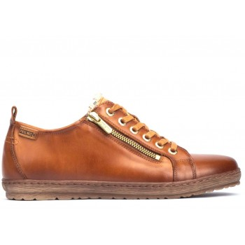 Women's leather shoes Pikolinos LAGOS 901-6536 BRANDY