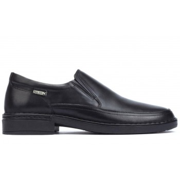 Men's loafers BERMEO M0M-3157 black Pikolinos