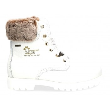 Felicia B32 Napa White Panama Jack boots for women
