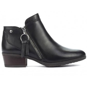 Black boots for women Pikolinos DAROCA W1U-8590
