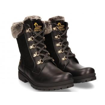 Tuscani B25 Napa Black Panama Jack ankle boots for women