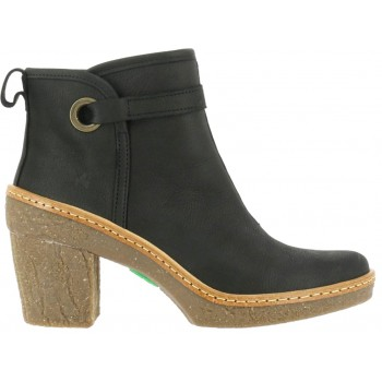 High heel ankle boots N5179 PLEASANT BLACK HAYA El Naturalista