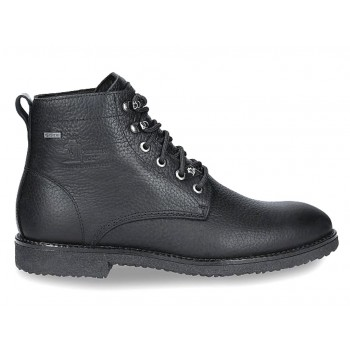 Glasgow Gtx C8 Napa Black leather ankle boot for men