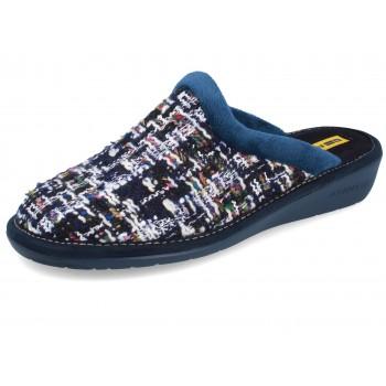 234 TRICOT MARINO zapatillas de mujer
