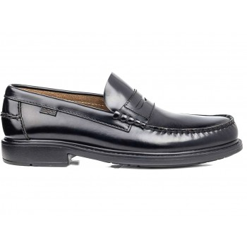 Black moccasin for men Callaghan 90000 Florentic